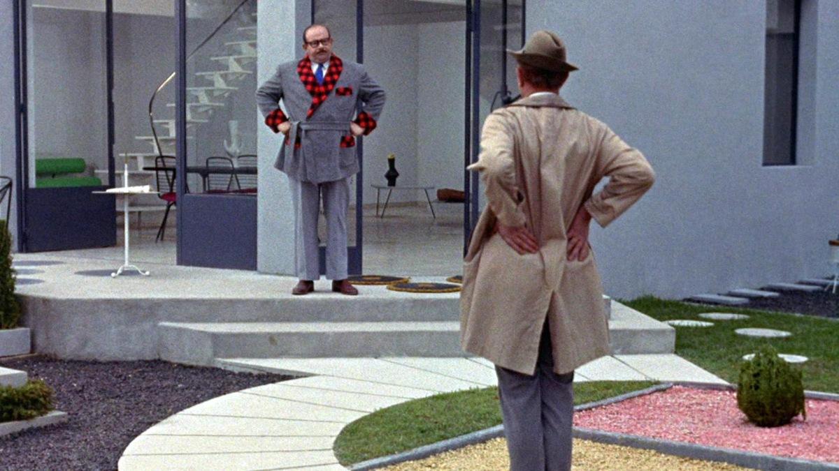 """Ciclo: """"Cine y artes plásticas"""". """"Mi tío"""" (Mon oncle, Jacques Tatí, 1958): proyección-charla-debate. 7 de julio, 19h."""
