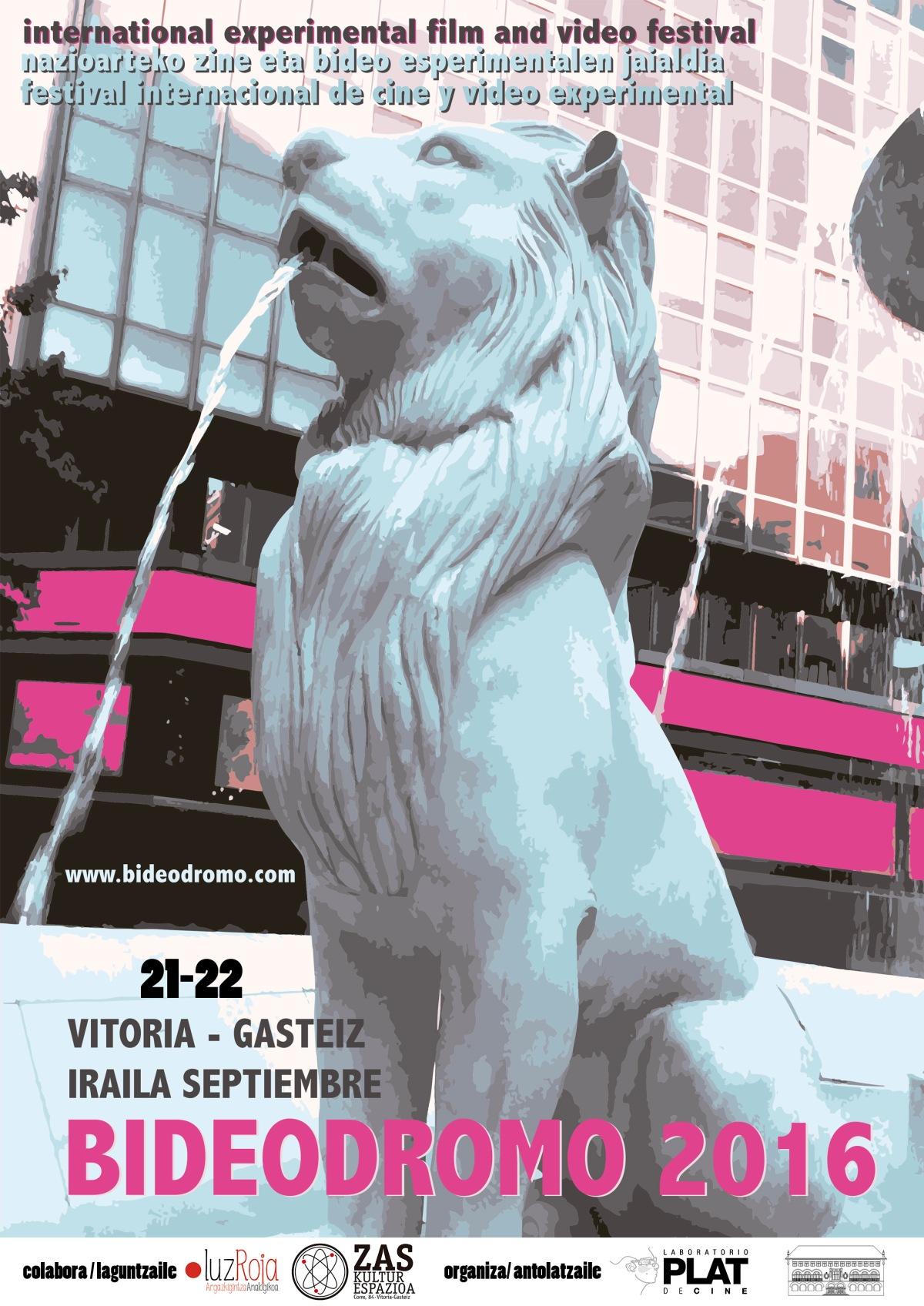 Bideodromo 2016/Festival de cine y vídeoexperimental.