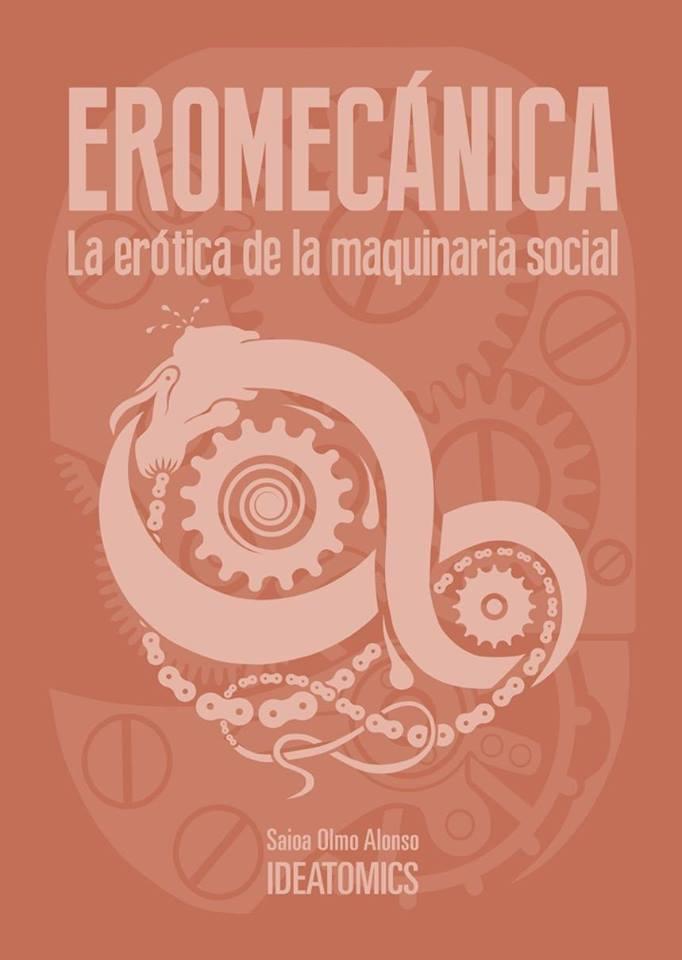 Eromecánica, un proyecto de Saioa Olmo: presentación del libro e instalación sonora en ZAS kultur. Jueves 12 de enero, 19:30h.