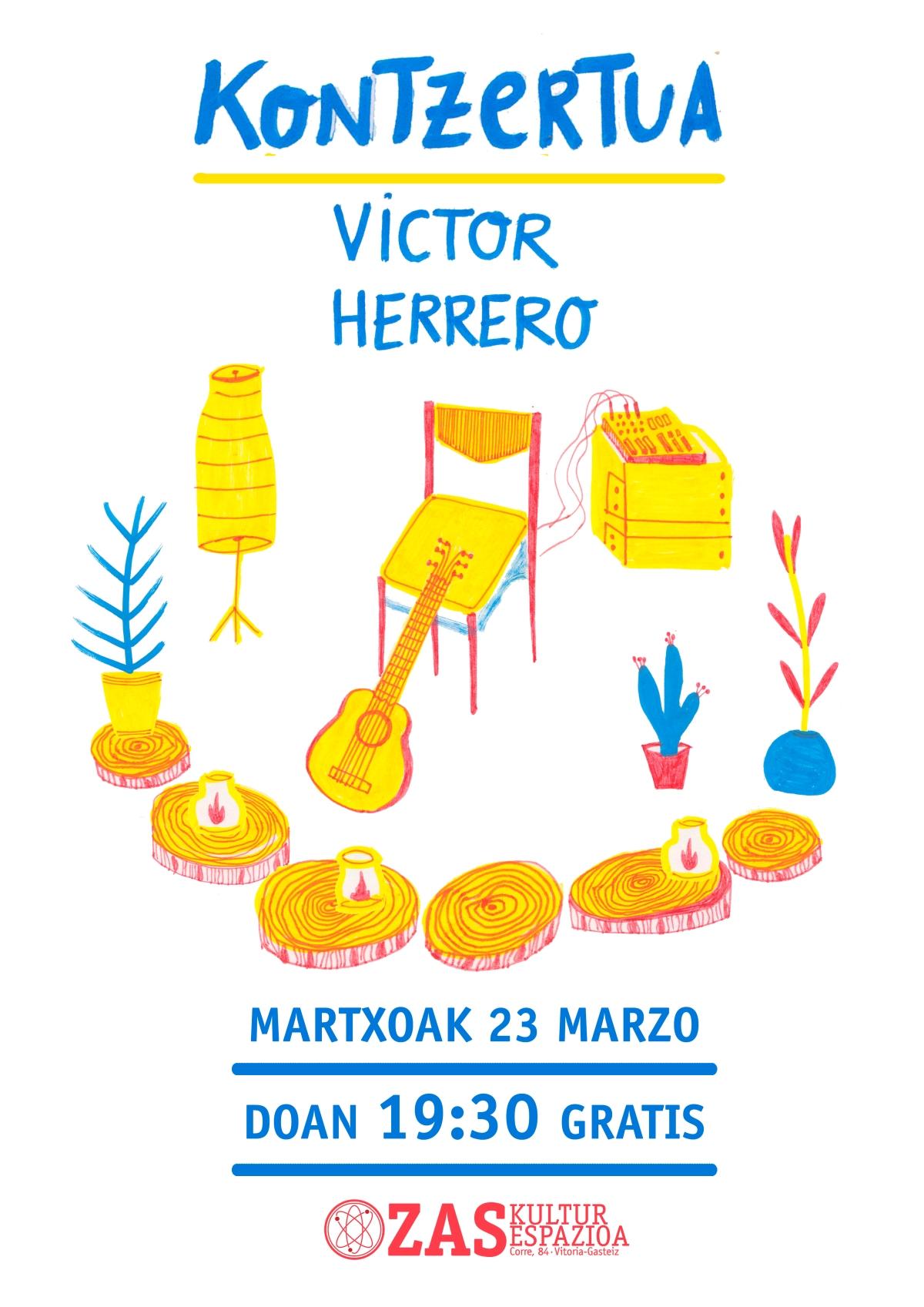 Concierto de VictorHerrero