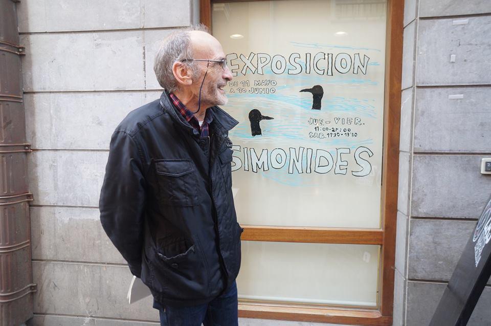 Charlando con Ernesto MurilloSimonides