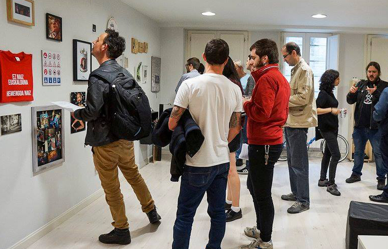 "Visita Comentada a la Exposición ""GABINETE ZAS 03: INCORRECTOS"""