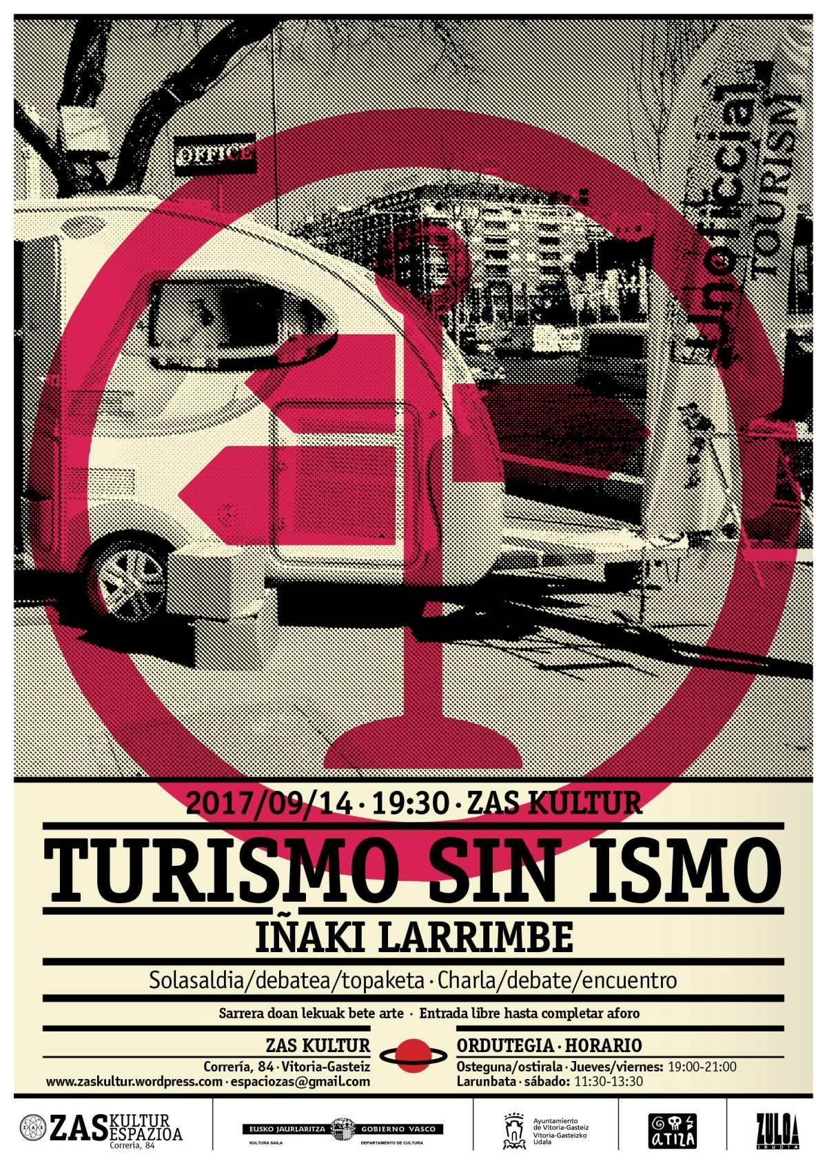 """Turismo sin Ismo"""