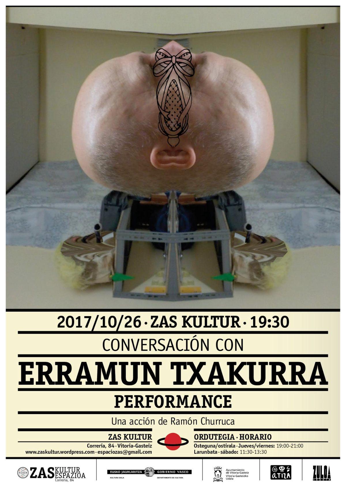 """""""Conversación con ErramunTxakurra"""""""