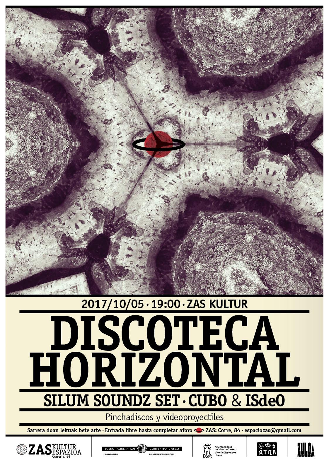 Discoteca Horizontal