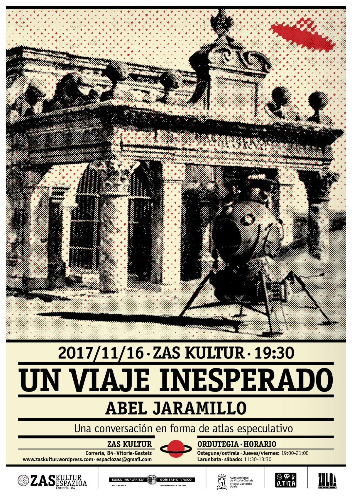 Un viaje inesperado// AbelJaramillo
