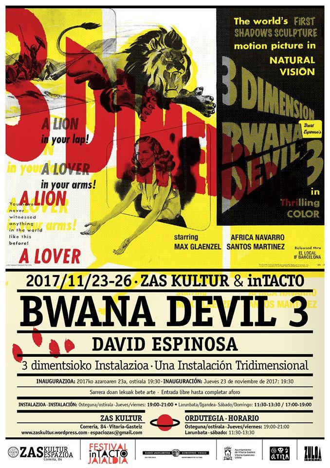 Bwana Devil 3 / DavidEspinosa