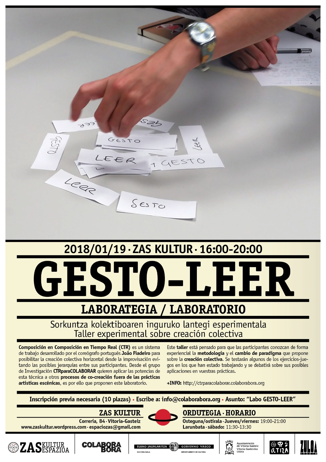 Laboratorio GESTO-LEER