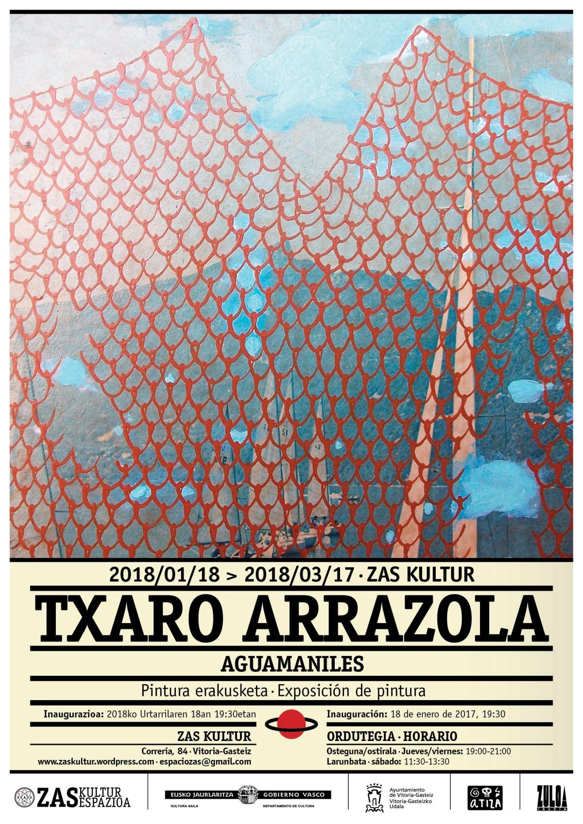 """""""Aguamaniles"""" de TxaroArrazola"""