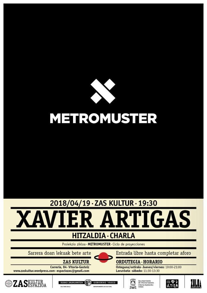 cartel Artigas